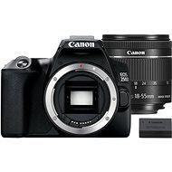 Canon EOS 250D černý + EF-S 18-55mm IS STM + LP-E17 - Digitální fotoaparát