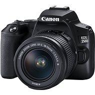 Canon EOS 250D černý + 18-55mm DC III - Digitální fotoaparát