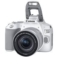 Canon EOS 250D bílý + 18-55mm IS STM - Digitální fotoaparát