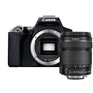 Canon EOS 250D černý + 18-135mm IS STM - Digitální fotoaparát