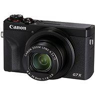 Canon PowerShot G7 X Mark III černý - Digitální fotoaparát