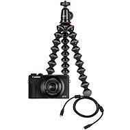 Canon PowerShot G7 X Mark III Webcam Kit černý - Digitální fotoaparát