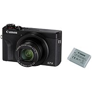 Canon PowerShot G7 X Mark III Battery Kit černý