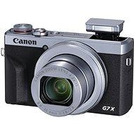 Canon PowerShot G7 X Mark III stříbrný - Digitální fotoaparát