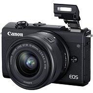 Canon EOS M200 + EF-M 15-45mm f/3.5-6.3 IS STM černá