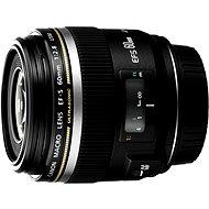 Canon EF-S 60mm f/2.8 macro USM - Objektiv