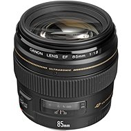 Canon EF 85mm f/1.8 USM - Lens