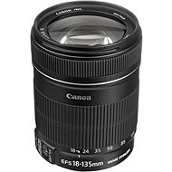 Canon EF-S 18-135mm f/3.5 - 5.6 IS Zoom - Objektiv