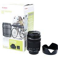 Canon EF-S 18-135mm f/3.5 - 5.6 IS STM + EW-73B - Objektiv