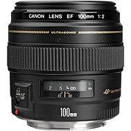 Canon EF 100 mm f/2.0 USM - Objektiv