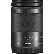 Canon EF-M 18-150mm f/3.5-6.3 IS STM černý - Objektiv