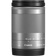 Canon EF-M 18-150mm f/3.5-6.3 IS STM stříbrný - Objektiv