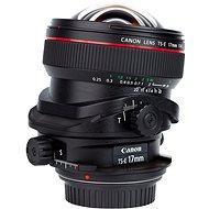 Canon TS E 17mm f/4.0 L - Objektiv