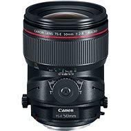 Canon TS E 50mm f/2.8 L Makro - Objektiv