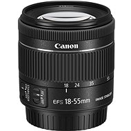 Canon EF-S 18-55mm f/4.0-5.6 IS STM - Objektiv