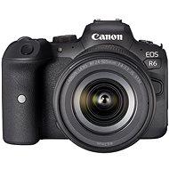 Canon EOS R6 + objektiv 24-105 STM - Digitální fotoaparát