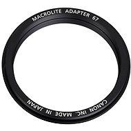 Canon Macrolite Adapter 67 (ML67) - Redukční kroužek
