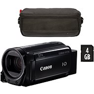 Canon LEGRIA HF R706 černá - Essential kit  - Digitální kamera