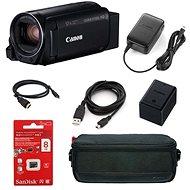 Canon Legria HF R806 kamera černá - Essential kit - Digitální kamera
