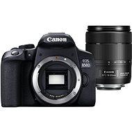 Canon EOS 850D černý + 18-135mm IS STM - Digitální fotoaparát
