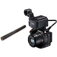 Canon XC15 + mikrofon Rode NTG1 - Digitální kamera