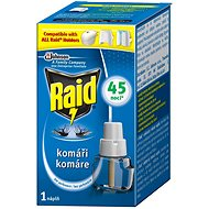 Raid elektrický tekutý náplň 27 ml - Odpuzovač hmyzu