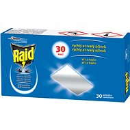 RAID electric dry pad 30 pc - Insect Repellent