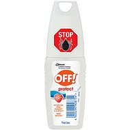 OFF! Protect 100 ml - Odpuzovač hmyzu