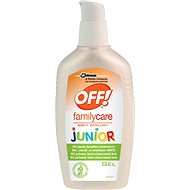 OFF! Family Care Junior gel 100 ml - Odpuzovač hmyzu