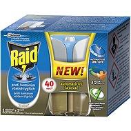 RAID elektrický odpařovač s tekutou náplní Advanced 1+33 ml - Odpuzovač hmyzu