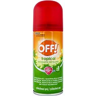 OFF! Tropical 100 ml - Odpuzovač hmyzu