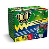 BIOLIT elektrický odpařovač s tekutou náplní 1+46 ml - Odpuzovač hmyzu
