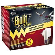 BIOLIT Plus elektrický odpařovač 1+31 ml