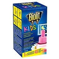 BIOLIT KIDS tekutá náplň do el.odpařovače 35 ml - Odpuzovač hmyzu