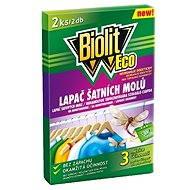 BIOLIT ECO lapač šatních molů 2 ks - Odpuzovač hmyzu