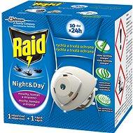 RAID proti komárům a mouchám odpařovač strojek 1+ 27 ml náplň - Odpuzovač hmyzu