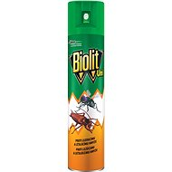 BIOLIT UNI 007 Spray Against Flying and Crawling Insects 300ml - Insect Repellent
