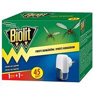BIOLIT elektrický odpařovač s náplní 27 ml - Odpuzovač hmyzu