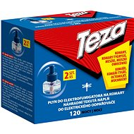 TEZA power refill for el. vaporizers 2x 36 ml (120 nights) - Insect Repellent