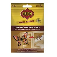 ORION Total Attack Okenní Mucholapka 4 ks
