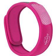 PARA'KITO Bracelet, Pink + 2 Refills - Mosquito Repellent Bracelet