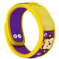 PARA'KITO dětský náramek, opička + 2 náplně - Náramek proti komárům