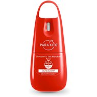 PARA'KITO Spray for Extra Strong Protection Against Mosquitoes and Ticks 75ml - Repellent