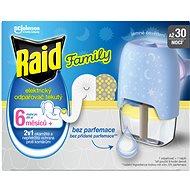 RAID elektrický odpařovač s tekutou náplní Family 21 ml - Odpuzovač hmyzu