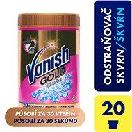 VANISH Oxi Action Gold 625 g - Odstraňovač skvrn