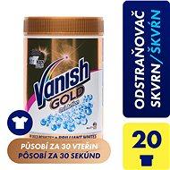 VANISH Oxi Action Gold Bílý 625 g - Odstraňovač skvrn