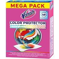 Ubrousky do pračky VANISH Color Protect 20 ks (40 praní) - Ubrousky do pračky