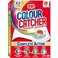 K2R Colour Catcher (20 ks) - Ubrousky do pračky