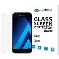 Odzu Glass Screen Protector 2pcs Samsung Galaxy A3 2017 - Glass protector