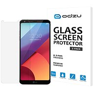 Odzu Glass Screen Protector 2pcs LG G6